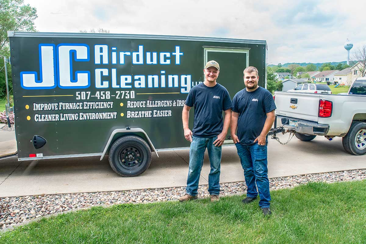 JC Airduct Cleaning Serivce